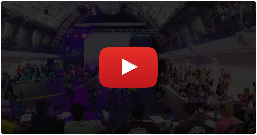 JBL The Next Step 2017 Youtube