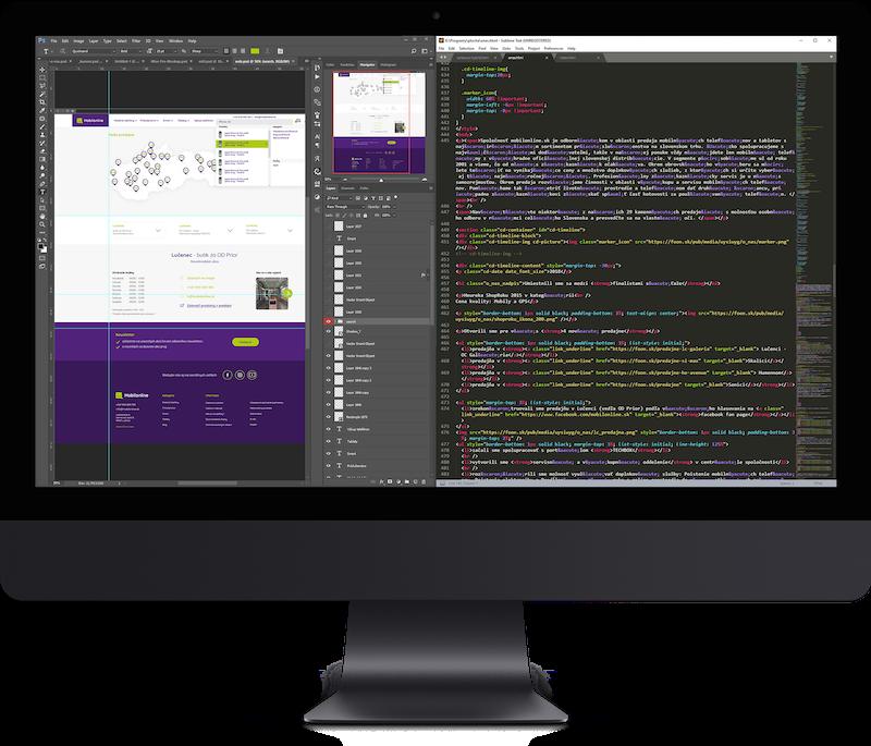 Počítač - nový web