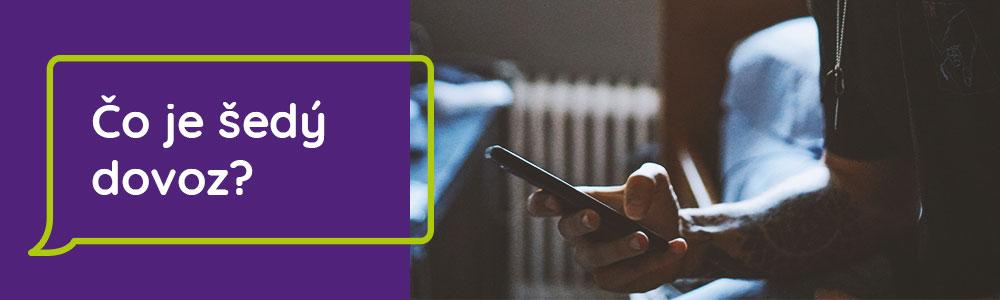 706174e55 Čo je šedý dovoz mobilných telefónov? | Mobilonline