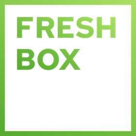 Freshbox logo footer