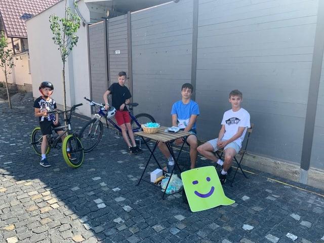 Mobilonline a Lučenec na bicykli