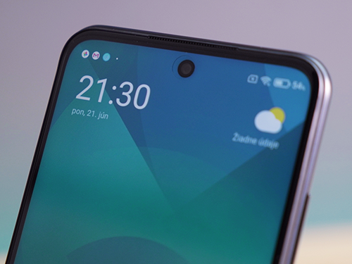 Displej smartfónu POCO M3 Pro 5G