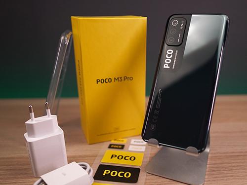 Obsah balenia POCO M3 Pro 5G
