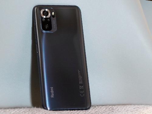 Xiaomi Redmi Note 10S telefón