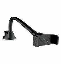 Držiak do auta SWISSTEN S-GRIP S3-HK dlhý krk (sklo, palubovka)