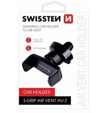 Držiak SWISSTEN S-GRIP AV-2 (do ventilačnej mriežky)