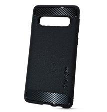 Puzdro Spigen Rugged Armor Samsung Galaxy S10 G973 black