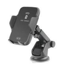 Držiak Forcell Infra Smart Automatic s bezdrôtovým nabíjaním (6,5 - 8,5mm)