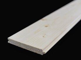 Obklad klasik smrek 19x146x4000 mm AB