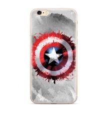 MARVEL Captain America 019 Zadní Kryt pro Samsung G970 Galaxy S10e Grey