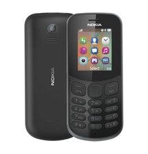 Nokia 130 (2017) Dual SIM, Čierny - SK distribúcia