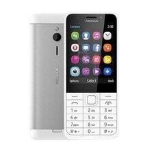 Nokia 230 Dual SIM, Strieborný - SK distribúcia