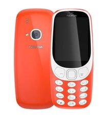 Nokia 3310 (2017), Dual SIM, Červená - SK distribúcia