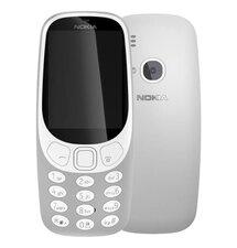 Nokia 3310 (2017), Dual SIM, Šedá - SK distribúcia