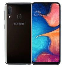 Samsung Galaxy A20e 3GB/32GB A202 Dual SIM, Čierna - SK distribúcia