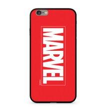 Puzdro Original Marvel Glass TPU Samsung Galaxy S8 G950 MARVEL vzor 005 - červené (licencia)