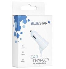 Autonabíjačka Blue Star pre iPhone 5/6/7/8/X s káblom aj USB 3A