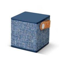 Reproduktor FRESH N REBEL Rockbox Cube - blue (vstavaný mikrofón, 8 hodín prehrávania)