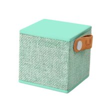 Reproduktor FRESH N REBEL Rockbox Cube - mint (vstavaný mikrofón, 8 hodín prehrávania)