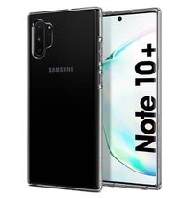 Puzdro Spigen Liquid Crystal Samsung Galaxy Note 10+ N975