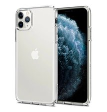 Puzdro Spigen Liquid Crystal iPhone 11 Pro - clear