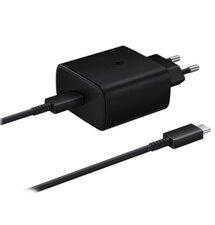 Samsung EP-TA845XBE USB-C Quickcharge 45W - čierna (EU Blister) (Note 10+..)