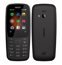 Nokia 220 4G Dual SIM, Čierna
