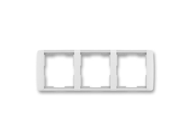 Element-rámček-3 vodorovný 3901E-A00130 01 biela/ľadová biela