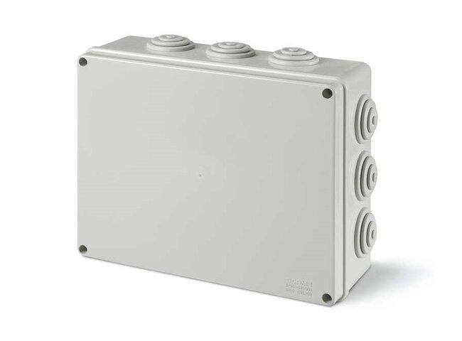 Krabica 100x100x 50 IP55 685.004 sivá