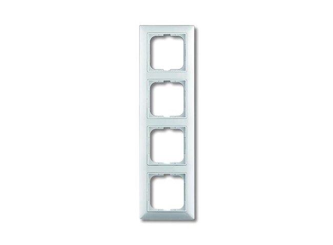 Basic55- rámček 4 biely 1725-0-1482