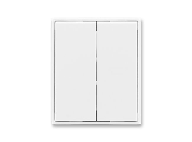Element-kryt 5 3558E-A00652 03 biela/biela