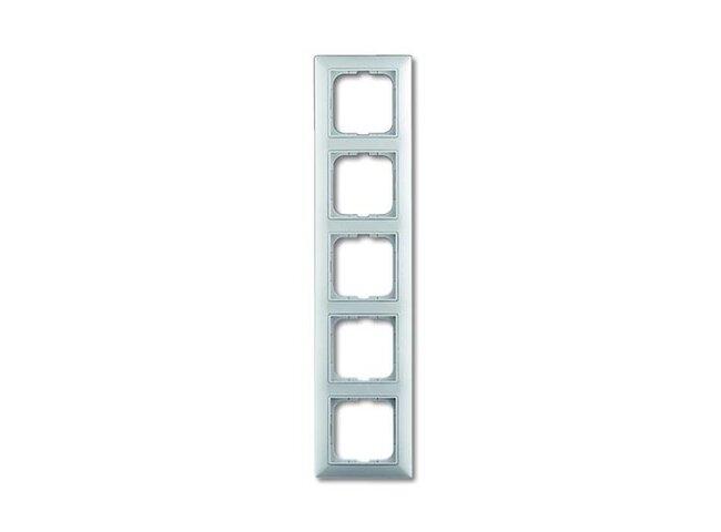 Basic55- rámček 5 biely 1725-0-1483
