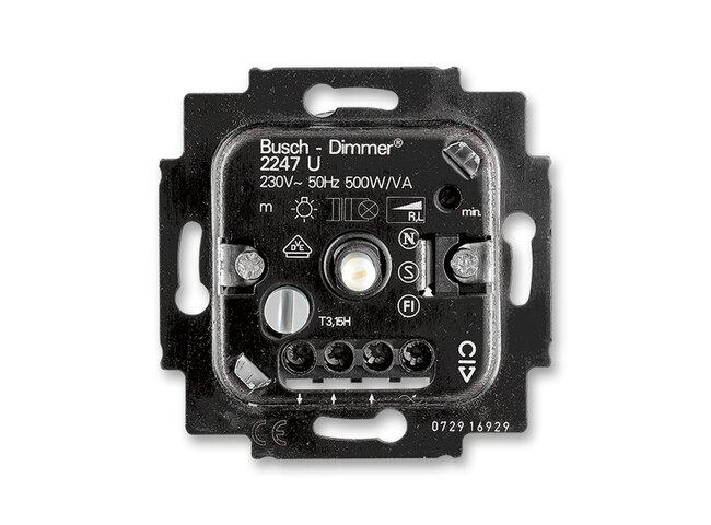T- strojček stmievača otočného 500W 2CKA006512A0057 pre žiarovky