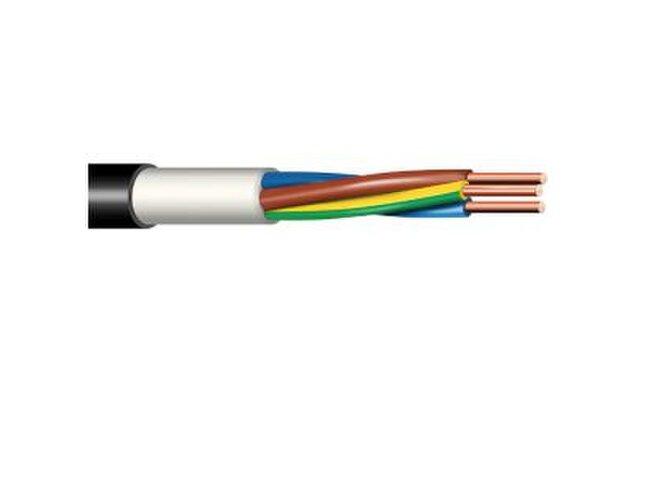 Kábel CYKY-J 5x2,5 mm2 nkt instal Qaddy