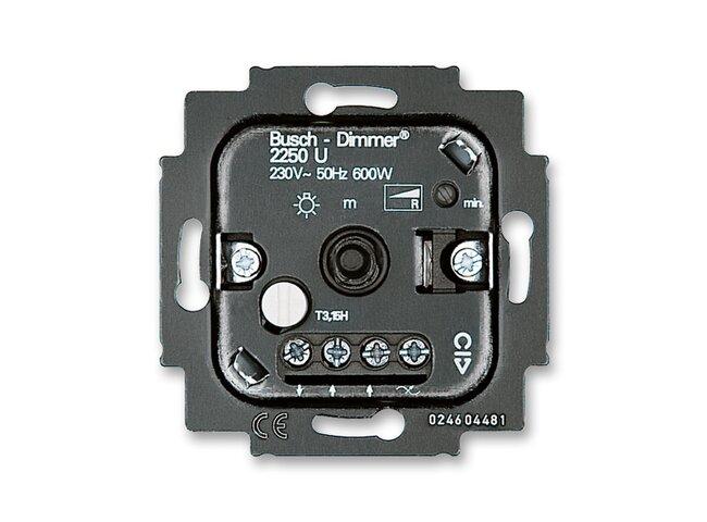 T- strojček stmievača otočného 600W 2CKA006515A0704 pre žiarovky  /3294-A121/