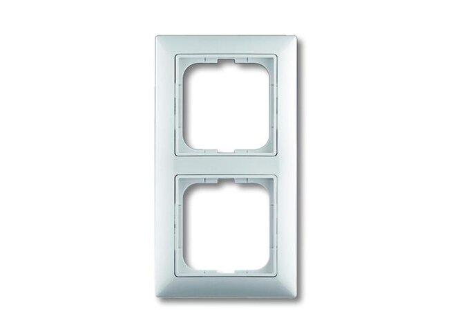 Basic55- rámček 2 biely 1725-0-1480