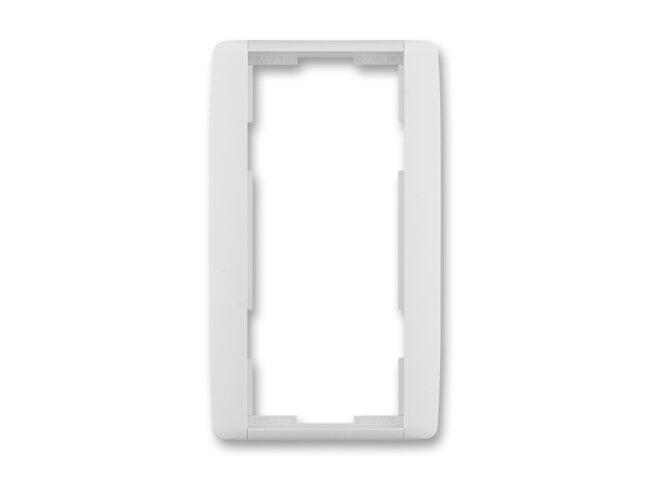 Element-rámček-2 zvislý 3901E-A00121 01 biela/ľadová biela