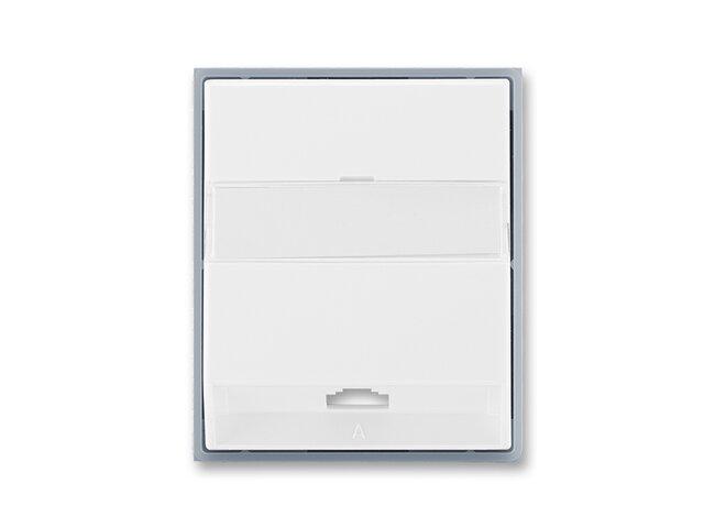 Element-kryt-1 telefónny 5013E-A00213 04 biela/ľadová šedá