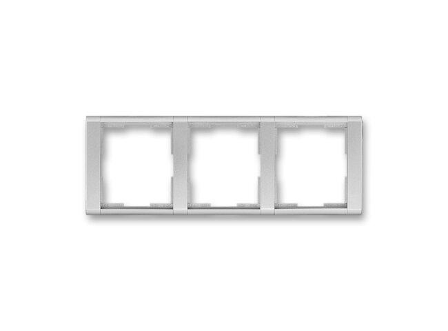 Time-rámček-3 vodorovný 3901F-A00130 08 titanová/titanová