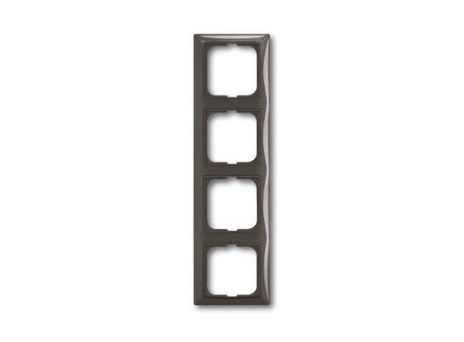 Basic55- rámček 4 grafitová šedá 1725-0-1509