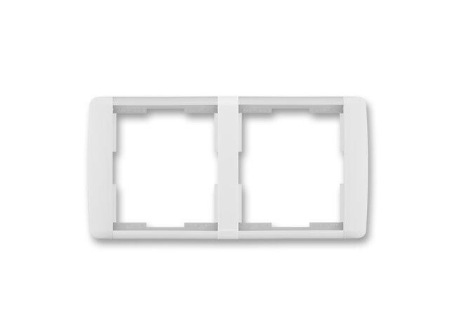 Element-rámček-2 vodorovný 3901E-A00120 01 biela/ľadová biela