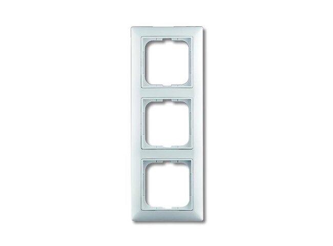 Basic55- rámček 3 biely 1725-0-1481
