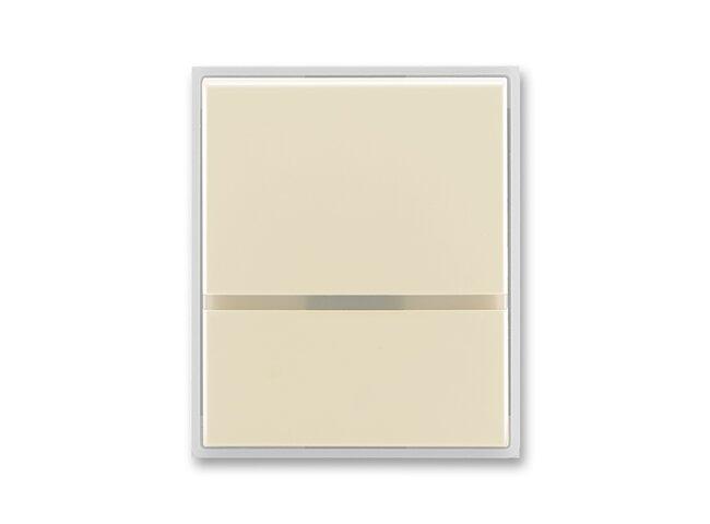 Element-kryt 1,6,7,1S So 3558E-A00653 21 slonová kost/ľadová biela