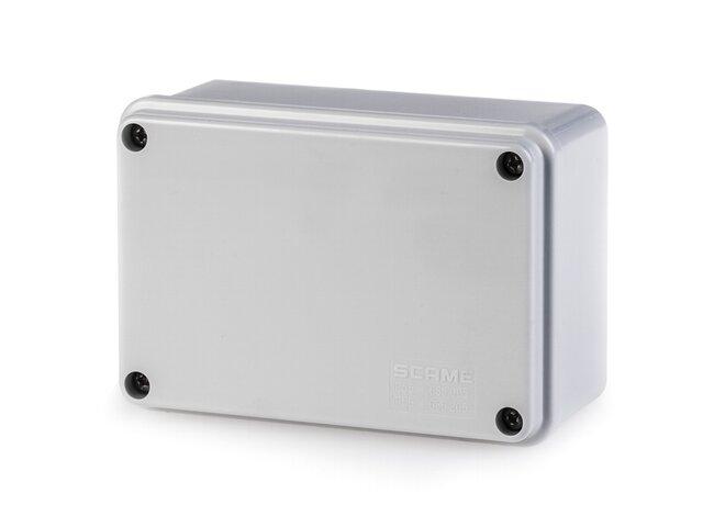 Krabica 120x 80x 50 IP56 686.205 sivá