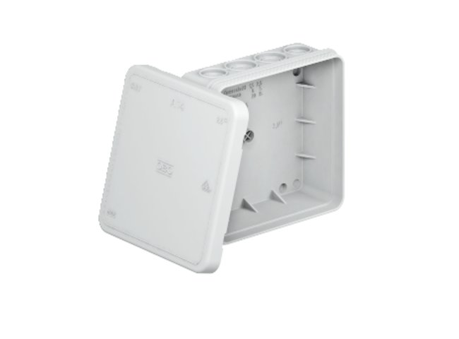Krabica 100x100x 40 IP55 OBO 2000378 A 14