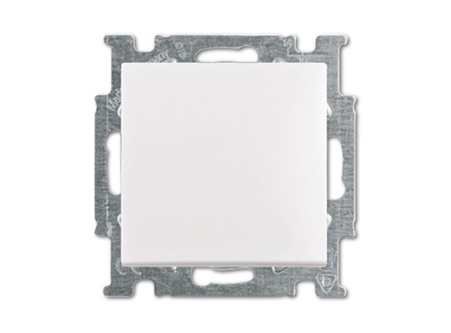 Basic55- spínač č.7  biely 3521B-A0734594