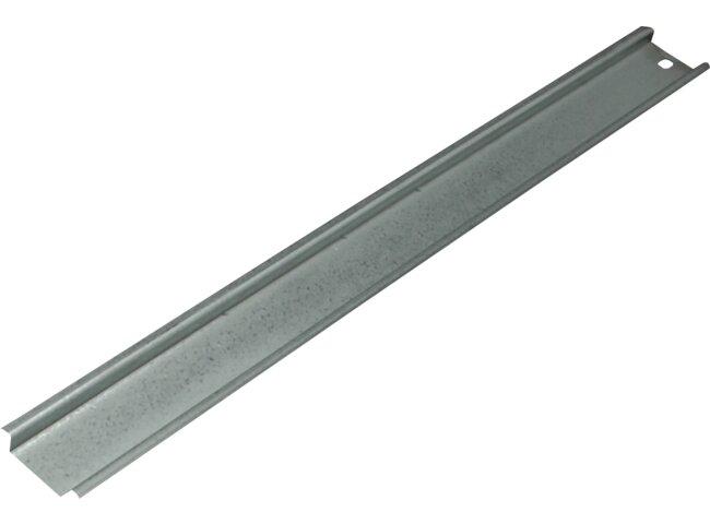 Lišta DIN 1000mm TS 35 DIN35/1 plná