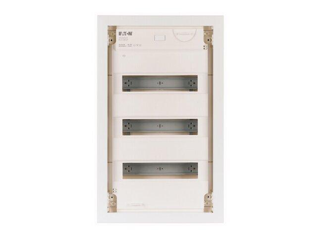 Skrinka  42M p.o. IP30 KLV-36UPS-F ; biele oceľové dvere o.č. 178818