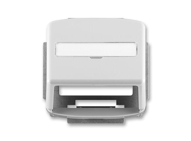 T- kryt datovej zásuvky 5014A-A100S-šedá