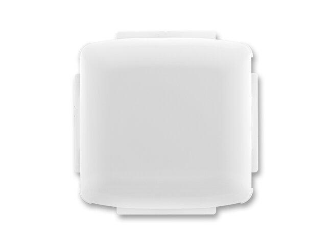 T- kryt zaslepovací 3902A-A001B biely
